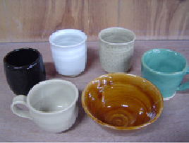 笠間たっぷり陶芸体験コースへご案内